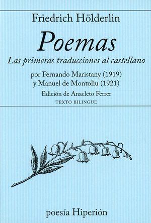 Poemas. Las primeras traducciones al castellano