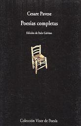 POESIAS COMPLETAS / CESARE PAVESE