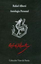 ANTOLOGIA PERSONAL / RAFAEL ALBERTI (INCLUYE CD)