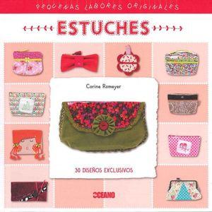 ESTUCHES / PEQUEÑAS LABORES ORIGINALES / PD.