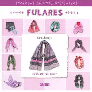FULARES / PEQUEÑAS LABORES ORIGINALES / PD.