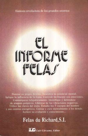INFORME FELAS, EL