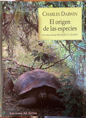 El origen de las especies. Ilustrado