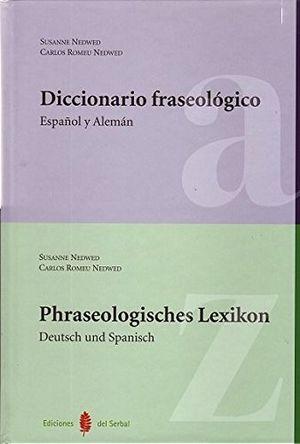 Diccionario fraseológico español alemán / alemán español / pd.