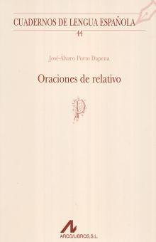 ORACIONES DE RELATIVO / 2 ED.