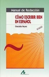 COMO ESCRIBIR BIEN EN ESPAÑOL