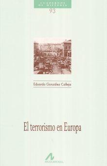 TERRORISMO EN EUROPA, EL