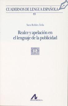 REALCE Y APELACION EN EL LENGUAJE DE LA PUBLICIDAD