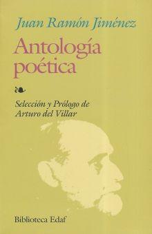 ANTOLOGIA POETICA / JUAN RAMON JIMENEZ
