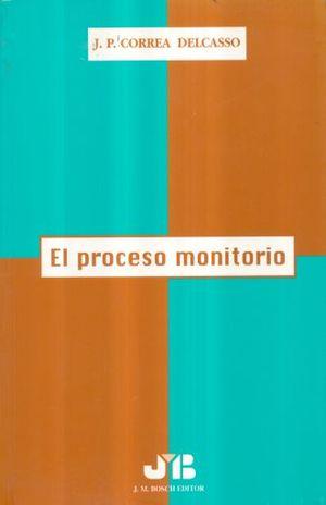 PROCESO MONITORIO, EL