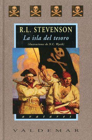 La isla del tesoro / 3 ed. / pd.