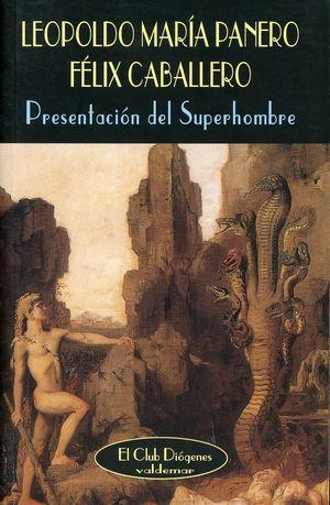 PRESENTACION DEL SUPER HOMBRE
