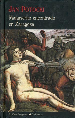 MANUSCRITO ENCONTRADO EN ZARAGOZA / PD.