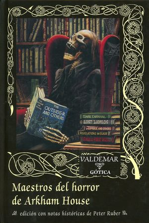 Maestros del horror de Arkham House / 2 ed. / pd.