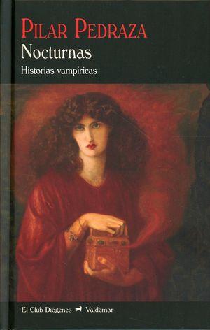 Nocturnas. Historias vampíricas / pd.