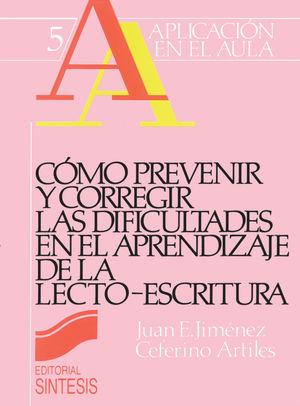 COMO PREVENIR Y CORREGIR LAS DIFICULTADES EN EL AULA