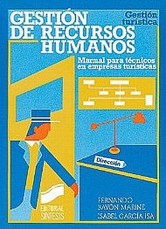 GESTION DE RECURSOS HUMANOS / 4 ED.