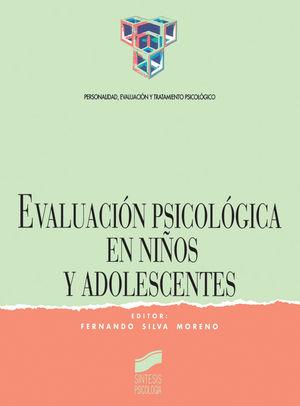 EVALUACION PSICOLOGICA EN NIÑOS Y ADOLESCENTES