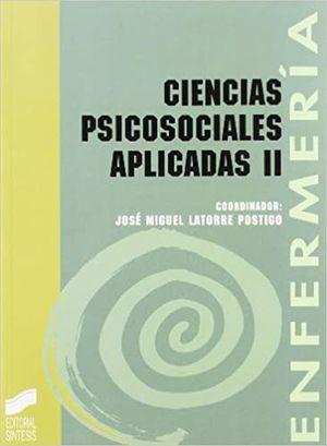 CIENCIAS PSICOSOCIALES APLICADAS 2