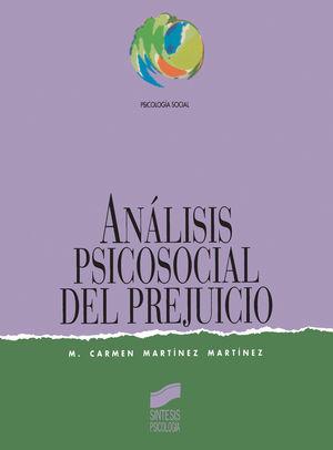 ANALISIS PSICOSOCIAL DEL PREJUICIO