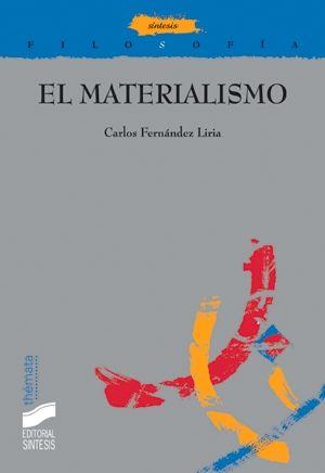 MATERIALISMO, EL