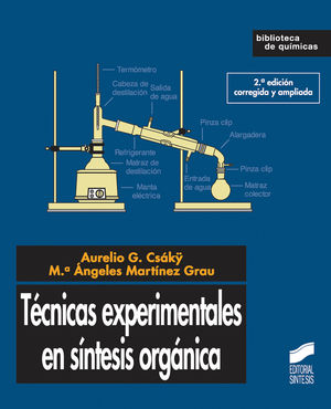 TECNICAS EXPERIMENTALES EN SINTESIS ORGANICA