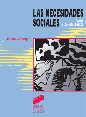 NECESIDADES SOCIALES, LAS