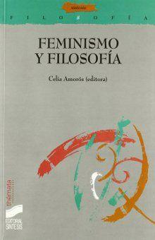 FEMINISMO Y FILOSOFIA