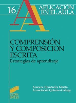 COMPRESION Y COMPOSICION ESCRITA ESTRATEGIAS DE APRENDIZAJE