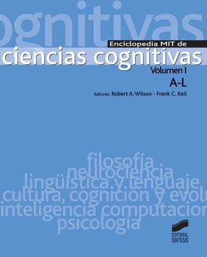 ENCICLOPEDIA MIT DE LAS CIENCIAS COGNITIVAS / 2 TOMOS