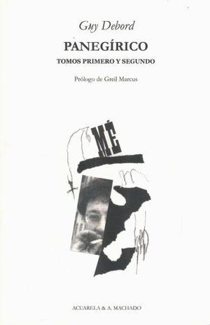 PANEGIRICO / TOMOS PRIMERO Y SEGUNDO