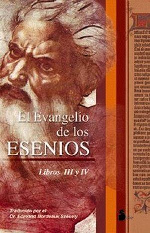 EVANGELIO DE LOS ESENIOS, EL / LIBROS III Y IV / 5 ED.