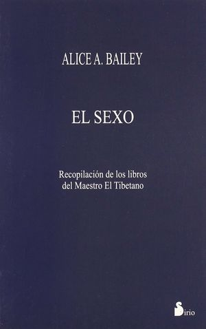 SEXO, EL