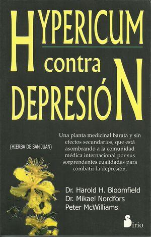 HYPERICUM CONTRA DEPRESION