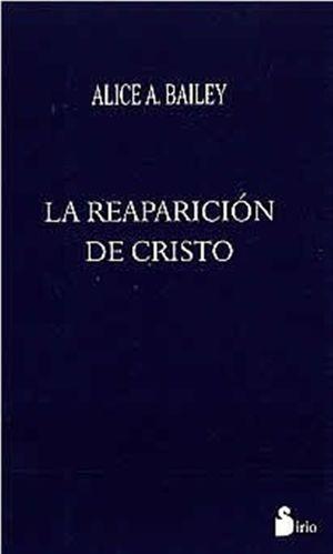 REAPARICION DE CRISTO, LA