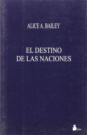 DESTINO DE LAS NACIONES, EL