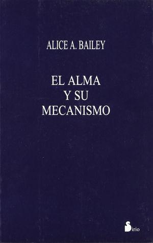 ALMA Y SU MECANISMO, EL