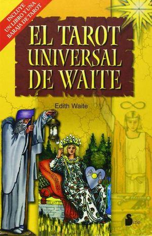 TAROT UNIVERSAL DE WAITE, EL (ESTUCHE)