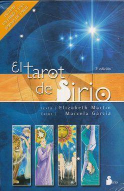 TAROT DE SIRIO, EL (LIBRO + CARTAS)