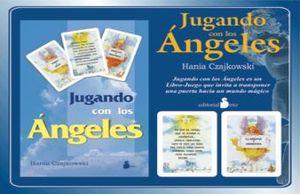 JUGANDO CON LOS ANGELES (BLISTER LIBRO + 2 BARAJAS)