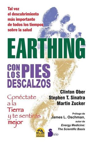 EARTHING CON LOS PIES DESCALZOS