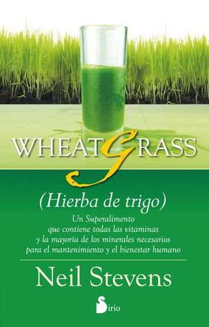 WHEAT GRASS. HIERBA DE TRIGO