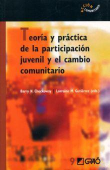 TEORIA Y PRACTICA DE LA PARTICIPACION JUVENIL Y EL CAMBIO COMUNITARIO