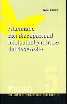 ALUMNADO CON DISCAPACIDAD INTELECTUAL Y RETRASO DEL DESAROLLO