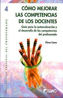 COMO MEJORAR LAS COMPETENCIAS DE LOS DOCENTES