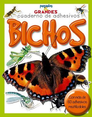 BICHOS. CUADERNO DE ADHESIVOS / PD.