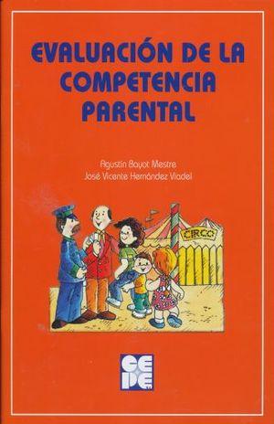 EVALUACION DE LA COMPETENCIA PARENTAL