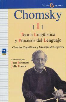 CHOMSKY I. TEORIA LINGUISTICA Y PROCESOS DEL LENGUAJE