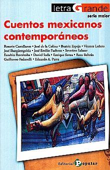 CUENTOS MEXICANOS CONTEMPORANEOS