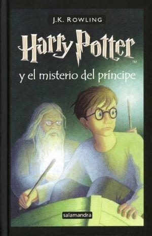 HARRY POTTER Y EL MISTERIO DEL PRINCIPE / 5 ED. / PD.